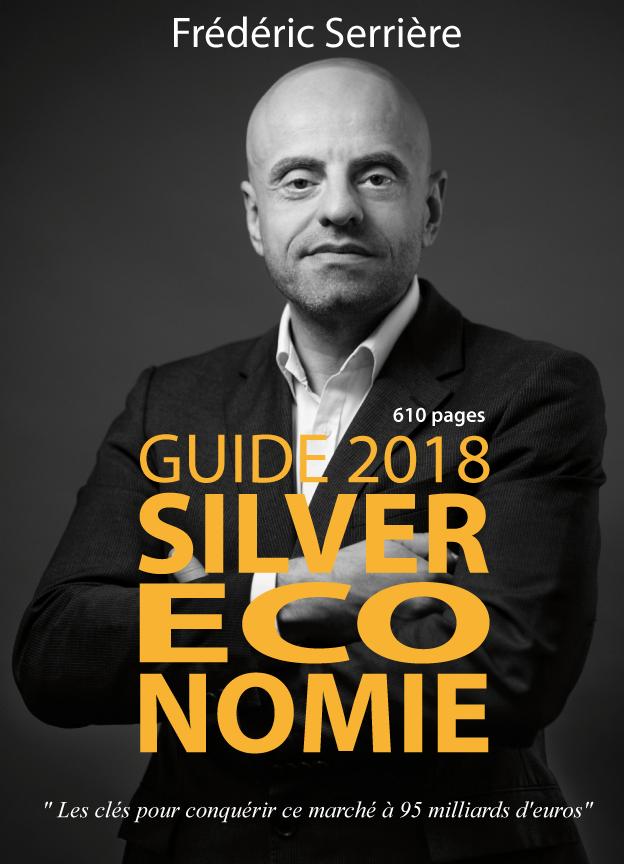 Couverture du Guide Silver économie 2018